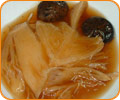 Braised Shark's fin in Brown sauce