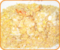 Fried rice with King prawn
